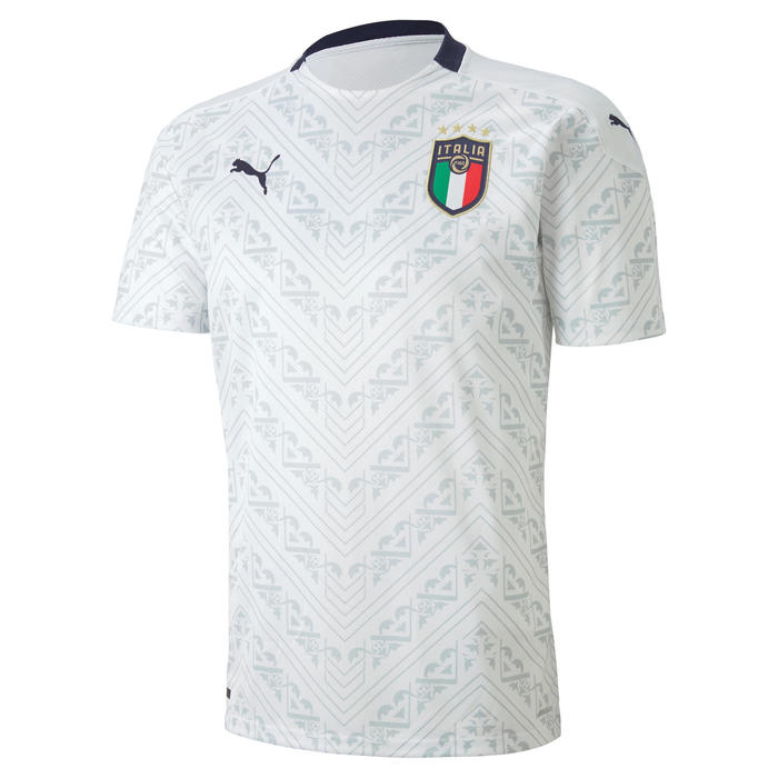Maillot de football PUMA replica ITALIE extérieur adulte