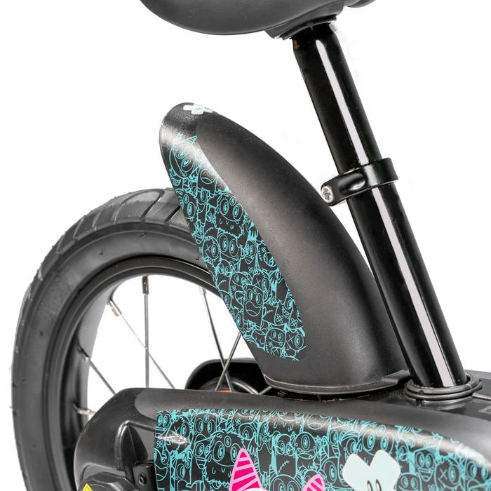 Kids' 14-Inch Bike 500 (3-4.5 Years) - Monsters