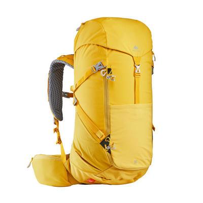 Рюкзак 500 для гірського туризму, 30 л - Вохра