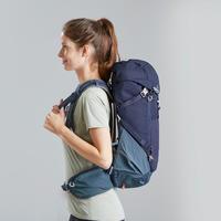 Рюкзак 500 для гірського туризму, 30 л - Синій