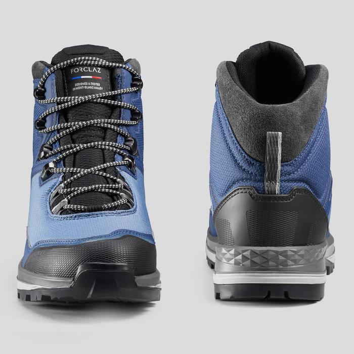 Chaussures de trekking TREK 100 femme