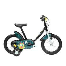 Kids' 14-Inch Bike 500 (3-4.5 Years) - Monsters
