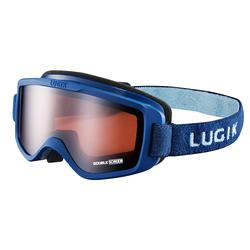 Máscara de Ski/Trenó Criança 12 aos 36 meses qualquer tempo categoria 3 azul