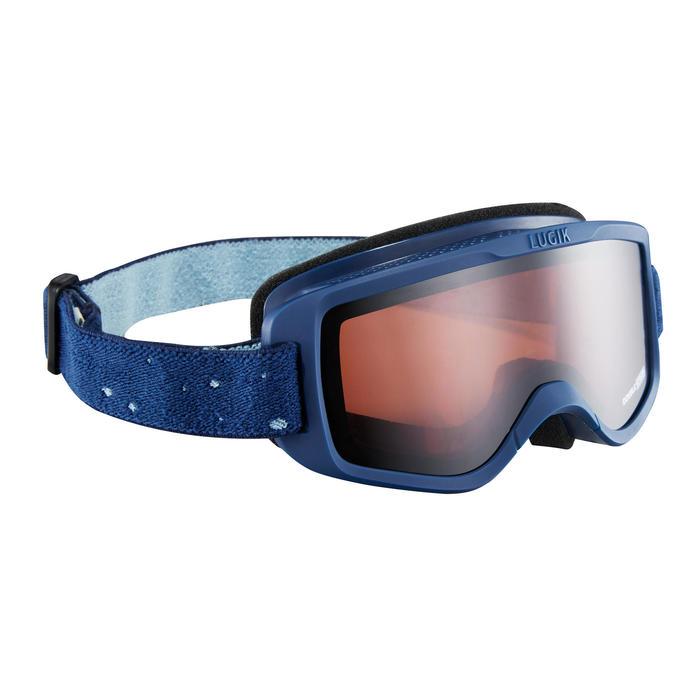 Gafas de esquí / trineo 12-36 meses cualquier tiempo azul categoría 3