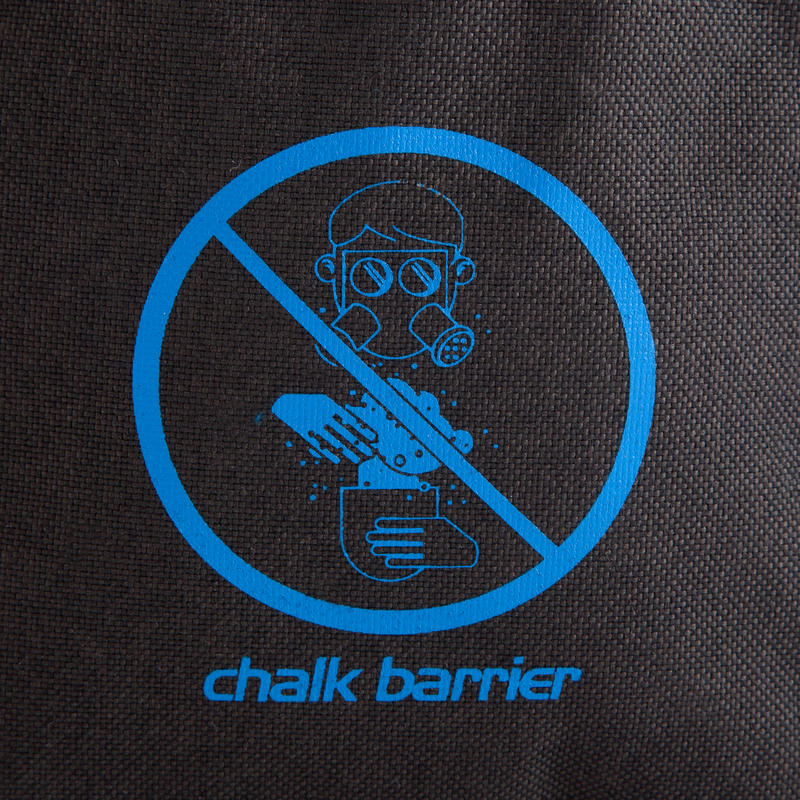 Chalk Bag Chalk Barrier