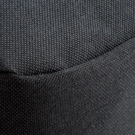 Sac magnésie stop chalk noir taille G noir-bleu