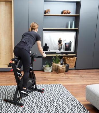Cardiotraining_Indoor Cycling