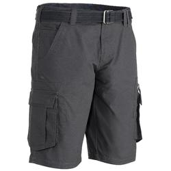 Herenshort Travel 100 grijs