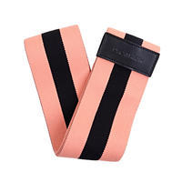 Bandas elásticas Glúteos Crossfitness Domyos elastic band resistencia suave