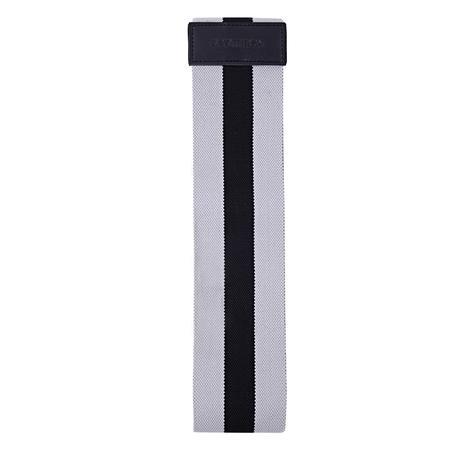 Bandas elásticas Glúteos Crossfitness Domyos elastic band resistencia media