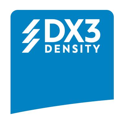 Tecnologia DX3 Density