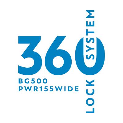 Tecnologia 360° Lock System