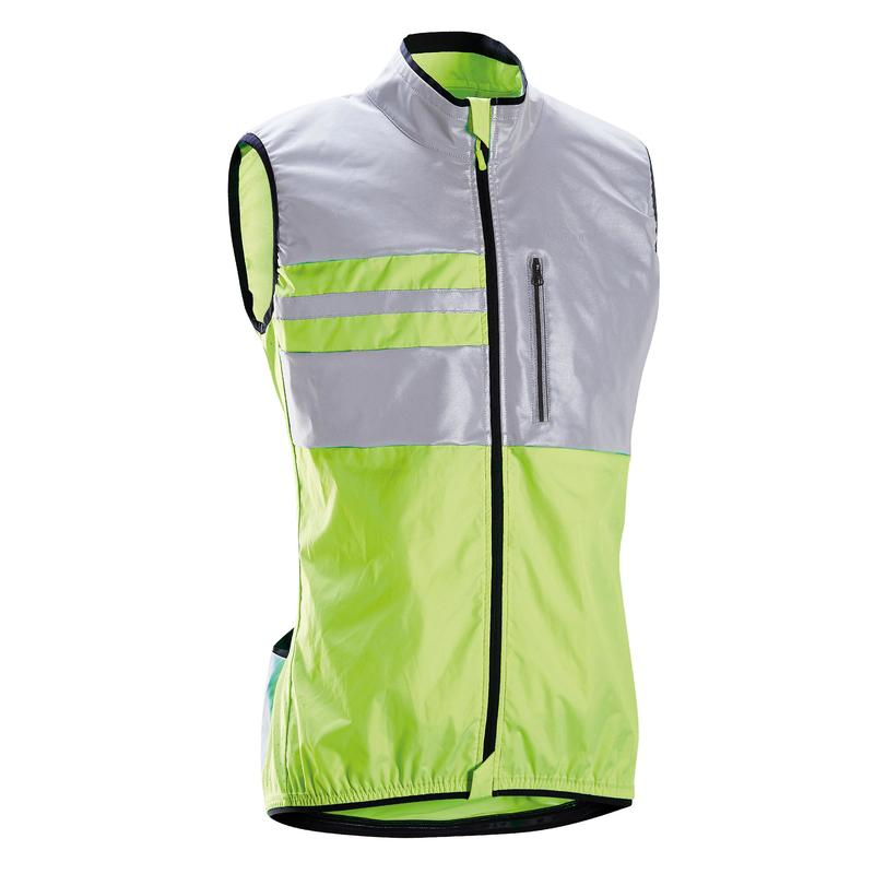 Hi-Viz Cycling Jacket