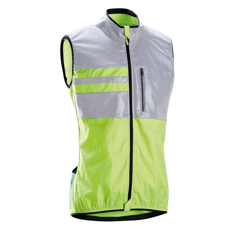 Ветровки для мужчин - RACING Велоспорт - Ветровка мужская SM ROADR 520 VAN RYSEL - Семьи и категории