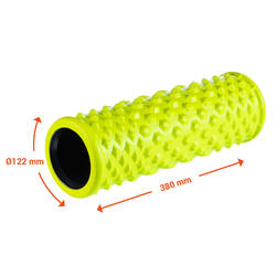 Massagerol/foam roller 500 Hard groen
