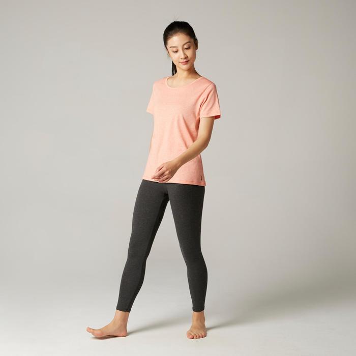 女款標準剪裁T恤510 - 橘色
