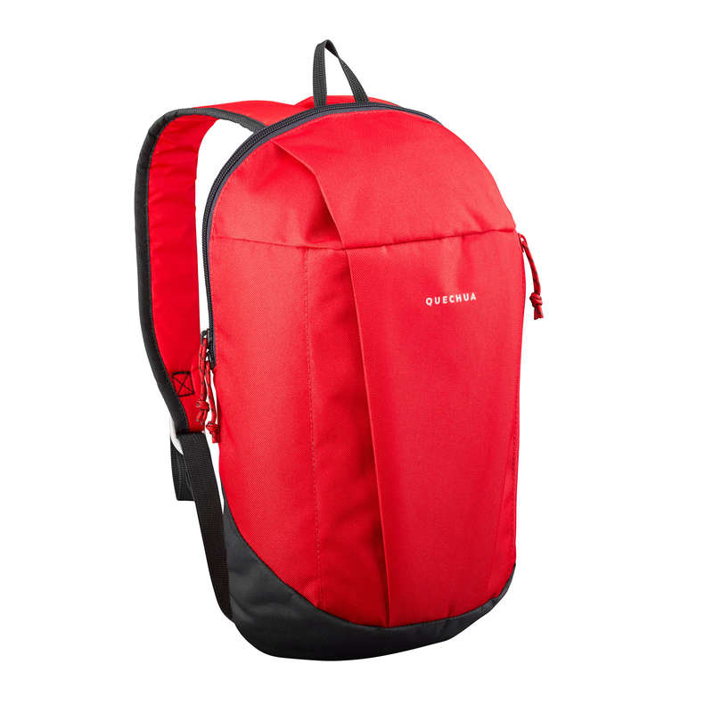 10L TO 30L NATURE HIKING BACKPACKS - Backpack NH100 10L - Red