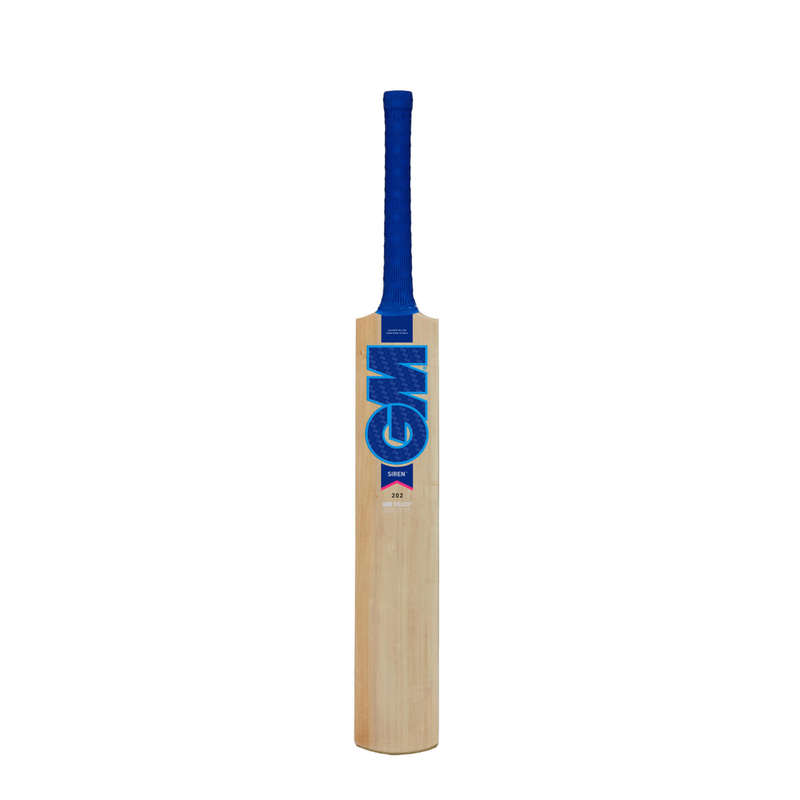 LEATHER BALL INTERMEDIATE BATS ADULT Cricket - GM Siren 202 Cricket Bat Jnr GUNN & MOORE - Cricket