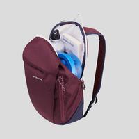 Рюкзак NH100 для туризму, 10л - Бордовий