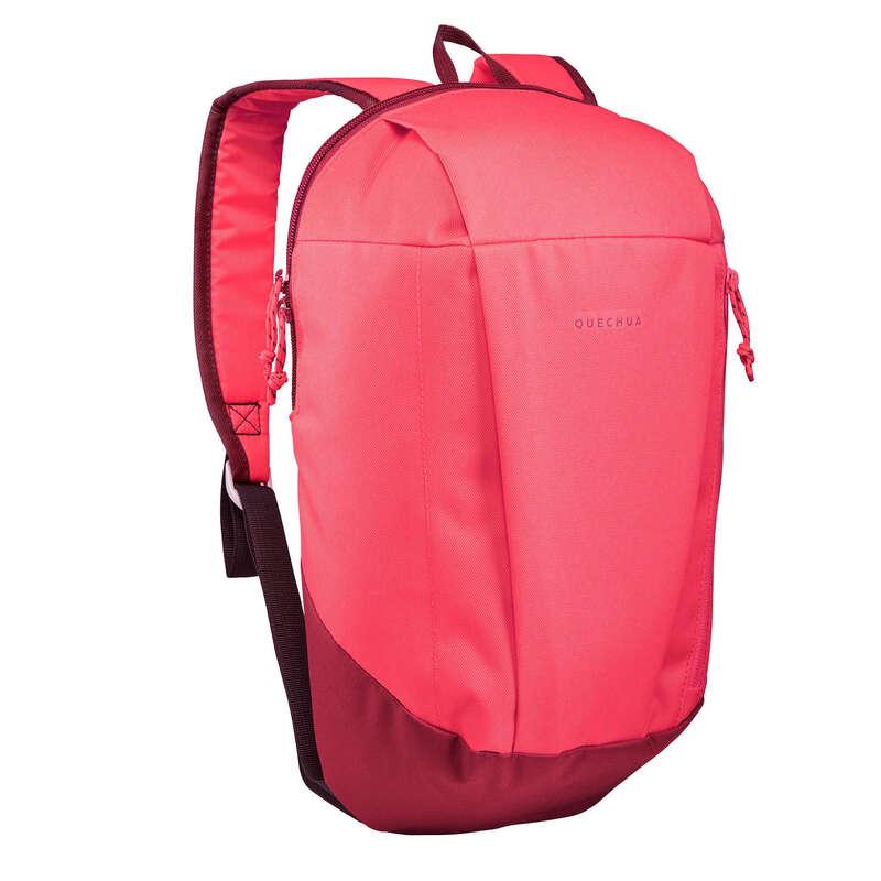 PLECAKI DO TURYSTYKI KRAJOZN. 10-30L Turystyka, trekking - Plecak NH100 10 l  QUECHUA - Plecaki turystyczne i trekkingowe