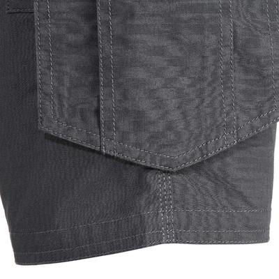 Travel 100 Men's Shorts - Grey