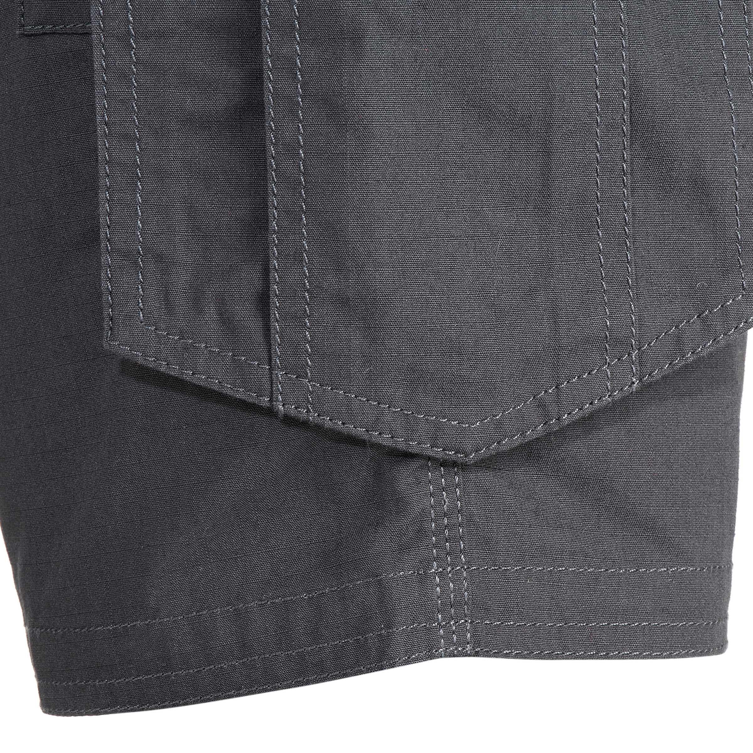 Short Travel 100 Homme Gris