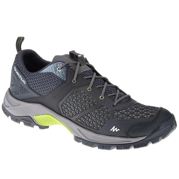 NH500 Fresh men's country walking shoes - black