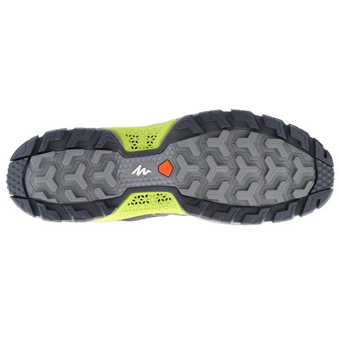 Chaussures de randonnée nature NH500 Fresh noire homme