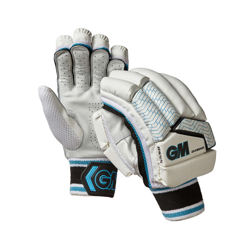 LEATHER BALL INTER PROTECTION ADULT Cricket - GM Diamond BS55 Glove Junior GUNN & MOORE - Cricket