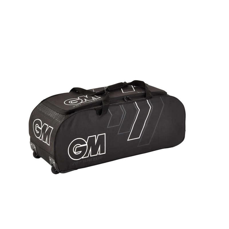LEATHER BALL BEGINNER BAGS JR Bags - GM 707 Wheelie Bag Black GUNN & MOORE - Bags