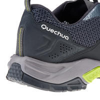 Chaussures de randonnée nature NH500 Aéré noire homme