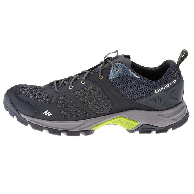 Men's Hiking Shoes NH500 (Fresh) - Black