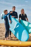 TEMPERED WATER WETSUIT Surfing a bodyboard - DĚTSKÝ NEOPREN 100 2/2  OLAIAN - Surfingové neopreny a doplňky
