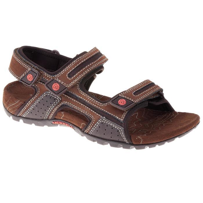 Sandales de randonnée MERREL Sandspur homme marron - 180581