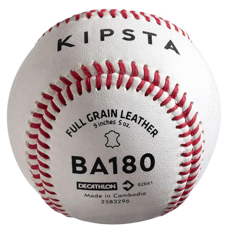 BASEBOLL Lagsport - Boll BA180 KIPSTA - Baseboll