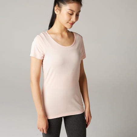 100 Sportee 100% Cotton T-Shirt – Women