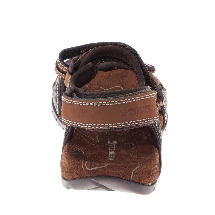 Sandales de randonnée MERREL Sandspur homme marron - 180586