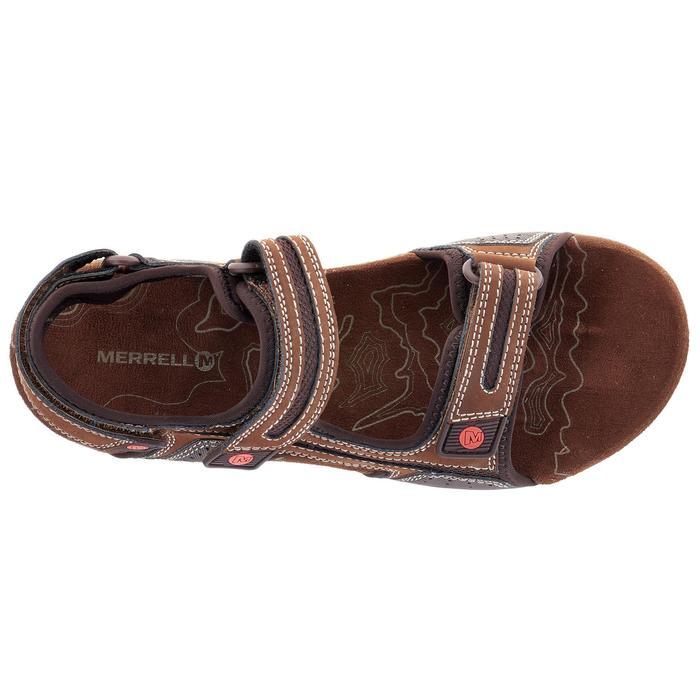 Sandales de randonnée MERREL Sandspur homme marron - 180587