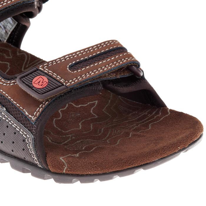 Sandales de randonnée MERREL Sandspur homme marron - 180588