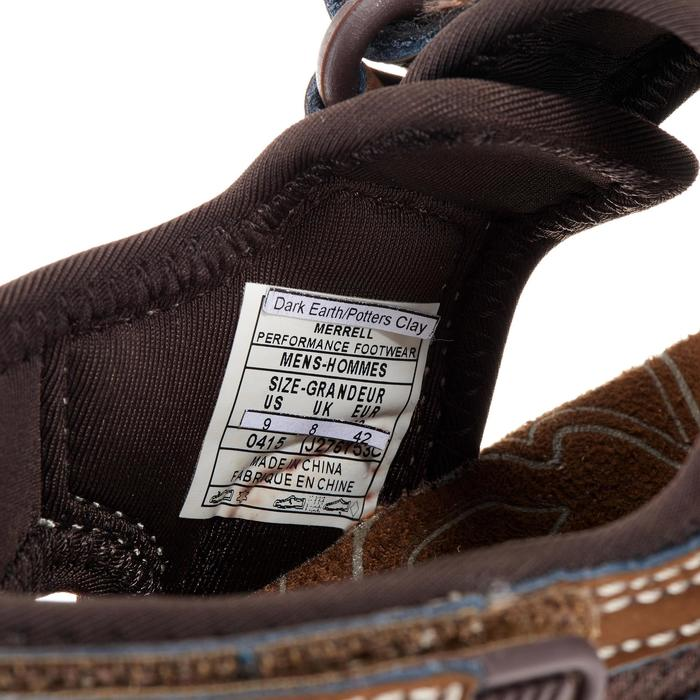 Sandales de randonnée MERREL Sandspur homme marron - 180589