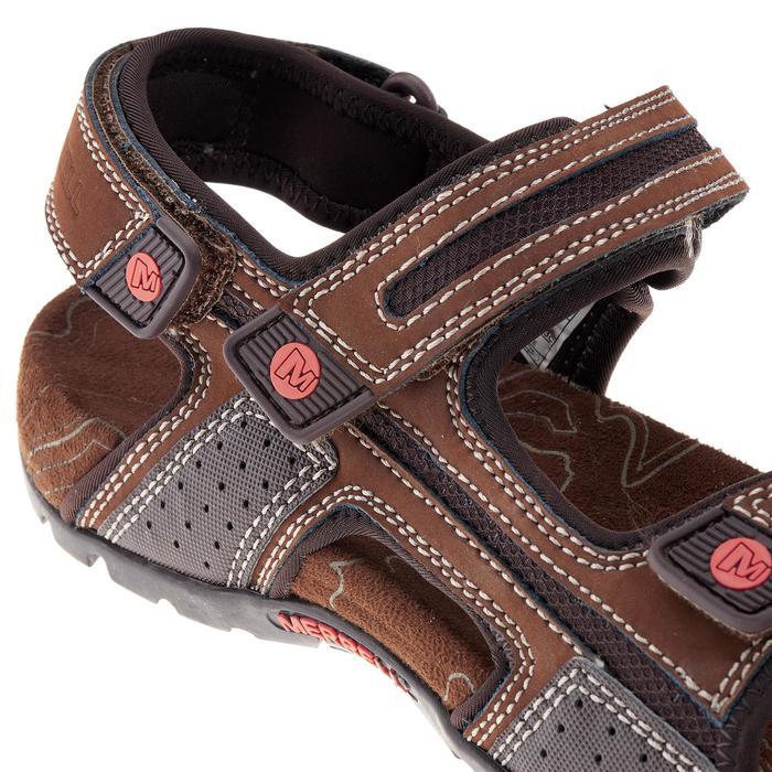 Sandales de randonnée MERREL Sandspur homme marron - 180590