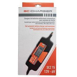 Lader batterij hengelsport SCZ15