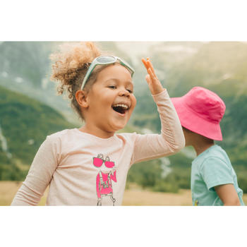 Wandelzonnebril voor kinderen 2-6 jaar - MH K140 - categorie 4