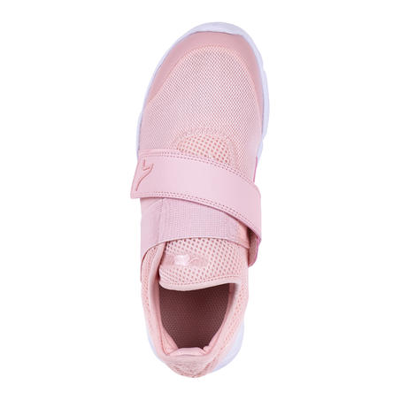 Soft 180 Strap Women's Fitness Walking Shoes - Light Pink