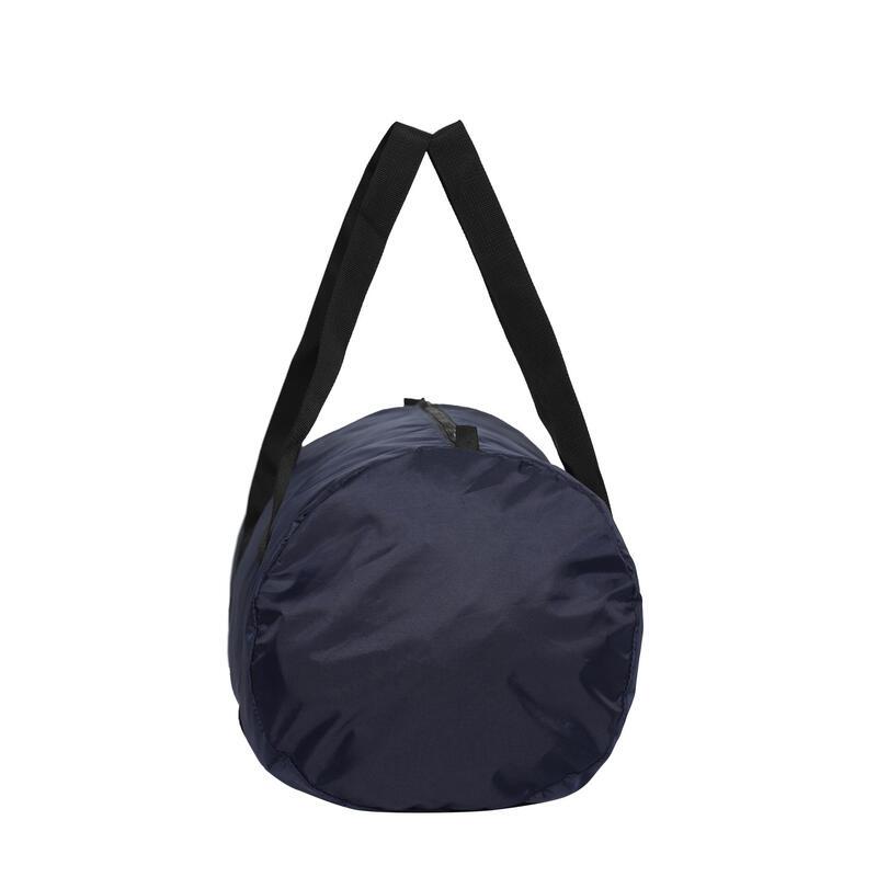กระเป๋าฟิตเนสพับได้ขนาด 30 ลิตร (สีดำ)