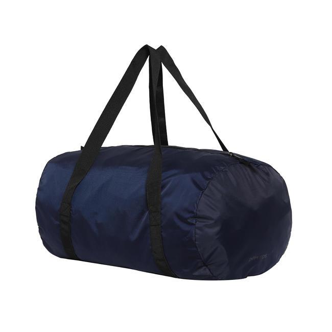 Foldable Fitness Duffle Bag 30L - Blue