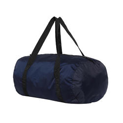 Foldable Fitness Duffle Bag 30L - Blue