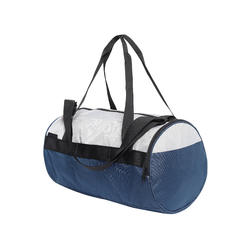 Fitness Duffle Bag 20L - Blue/Grey
