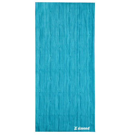 CLIMBING BANDANA BLUE GREY