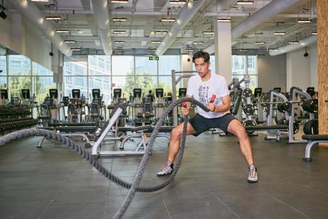 musculation et cross training